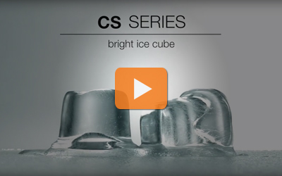 Icematic CS Series self contained ice maker machines
