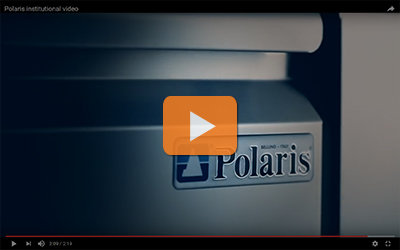 polaris professional refrigeration