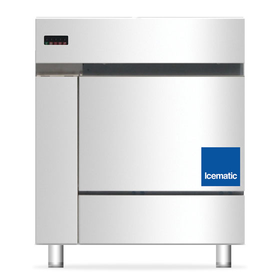 Icematic ice machine flaker self contained f80
