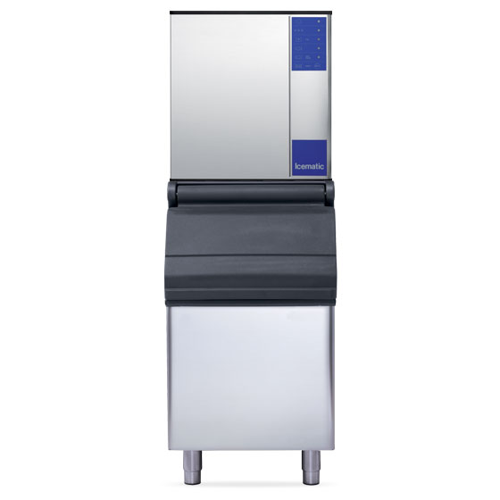 Icematic ice machine high production modular mh132