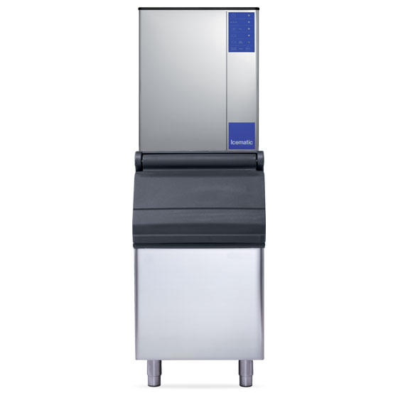 Icematic ice machine slim line high production modular mh192