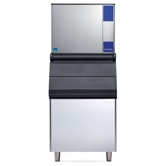 Icematic ice machine eco friendly high production modular mh205eco