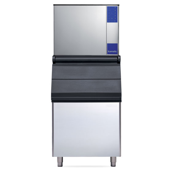 Icematic ice machine high production modular mh302