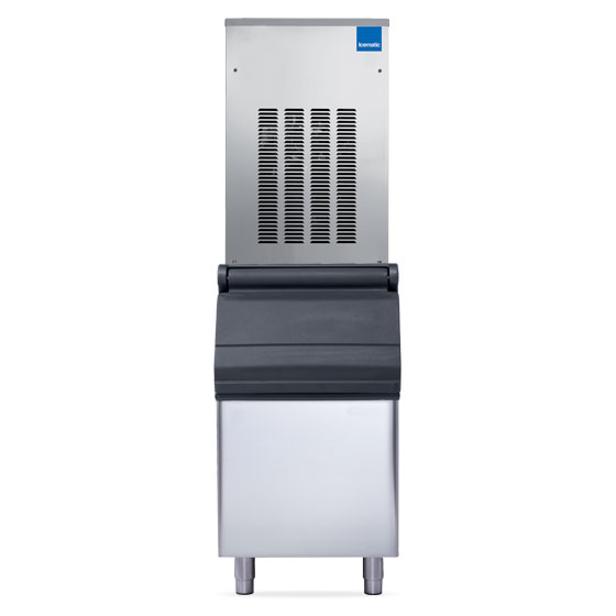 Icematic nugget ice machine high production nu270s