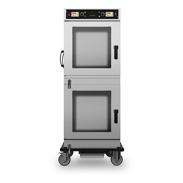 Moduline moduline mobile cook and hold oven 8+8x2 1gn chc282e