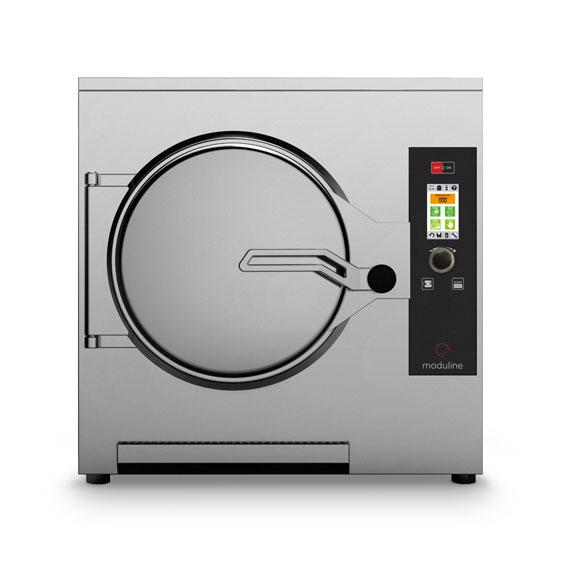 Moduline moduline pressure steamer cooker 3x1 1gn cve031e