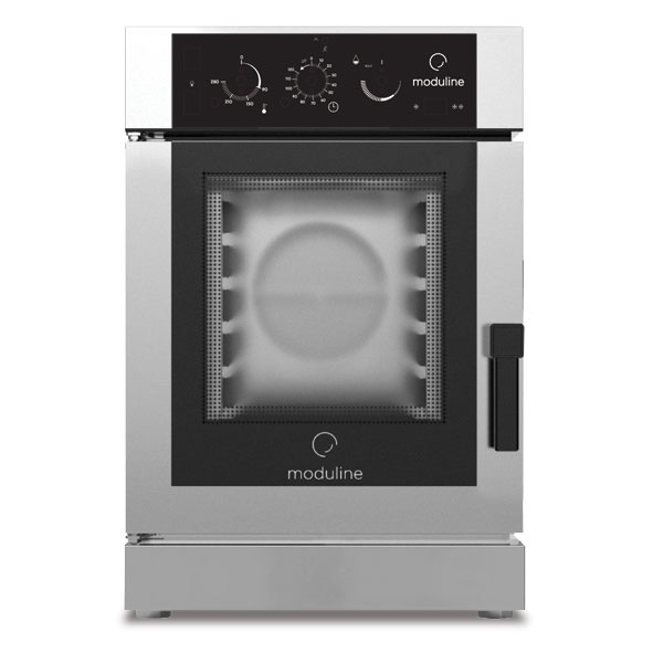 Moduline moduline convection oven electric 6x1 1gn compact manual control gce106c