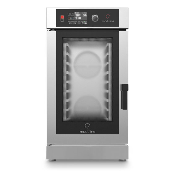 Moduline moduline combi oven electric 10x1 1gn compact electronic control direct steam gce110d