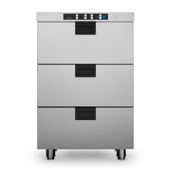 Moduline moduline static refrigerated drawers 3x1 1gn hdcf03e