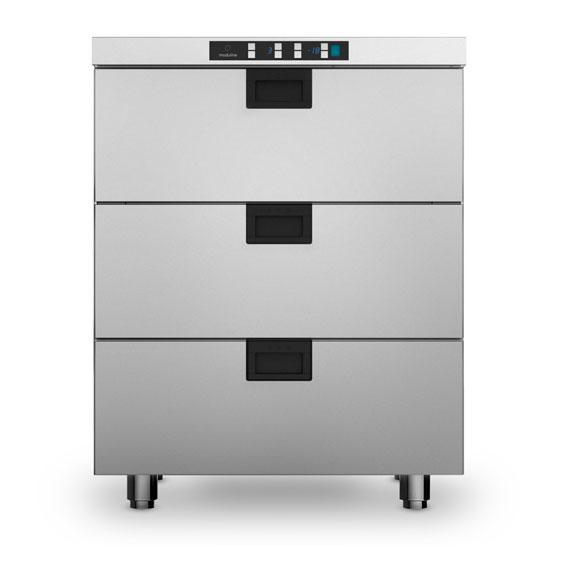 Moduline refrigerated freezer drawers hdcf13e