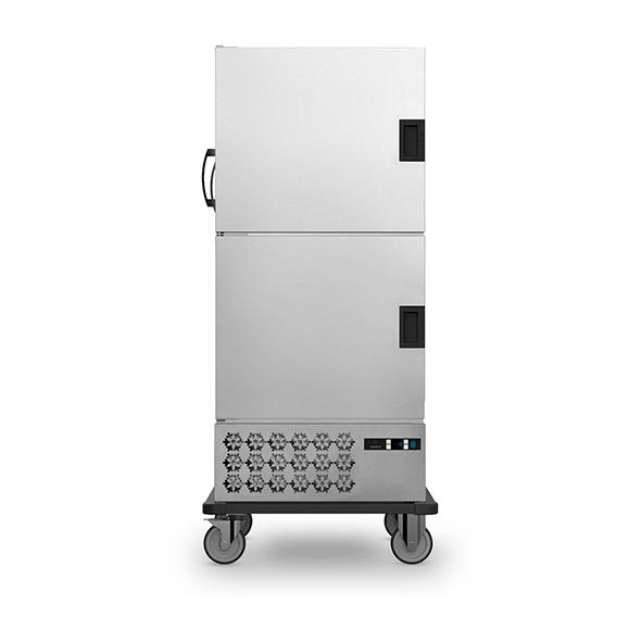 Moduline moduline mobile freezer cabinet 10x2 1gn hft102e