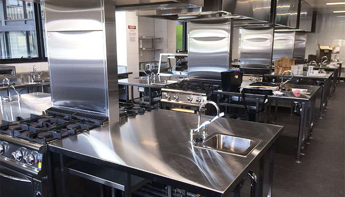 New Ballina Coast High School Training Kitchen | Scots Ice
