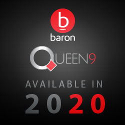 Baron Queen9 Heavy Duty Commercial Cooking And Kitchen Equipment, 900mm Depth Available in 2020, Made In Italy
