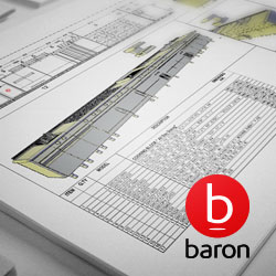 Baron Kitchen Design And Layout Rendering, Complimentary Free Service, Full Compliance To Australian Regulations, Made In Italy
