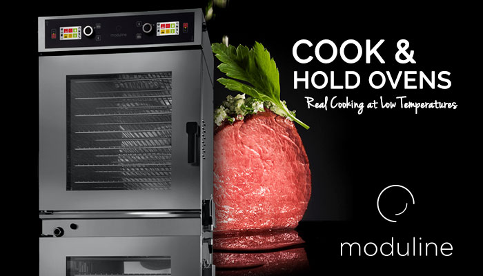 Cook & hold ovens, low temperature cooking, smoker oven