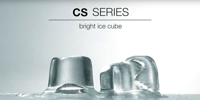 View the first video in a series created by Icematic Group, showcasing their different ranges of 100% Italian made ice machines and cubers.