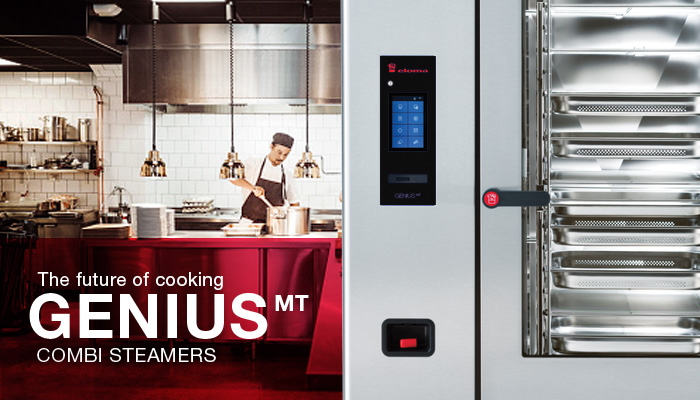 Baking, Cooking, Ovens, Combi Steamers, Genius MT Series, Made In Germany, Eloma