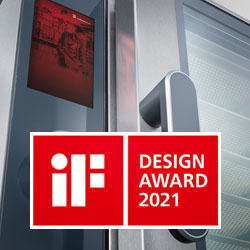 Eloma Ovens, Joker Series, Award Winning iF Design 2021 Made In Germany
