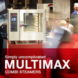 Cooking, Ovens, Combi Steamers, Multimax Series, Made In Germany, Eloma