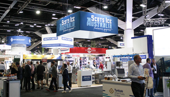Scots Ice Australia has another successful year exhibiting at Fine Food Australia 2019 ICC Sydney Stand HR6.