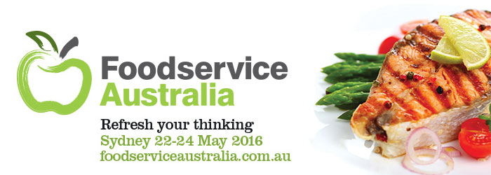 Foodservice Australia 2016 Trade Event Moore Park