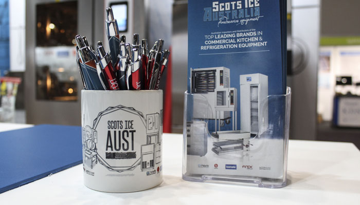 Scots Ice Australia Foodservice Equipment The Foodservice Australia expo is bigger and better than ever before. There is simply no better place to discover new ideas. You can literally taste the new food trends and try out all the latest catering equipment.
