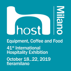 Host Milano 2019, Baron, Icematic, Firex, Polaris, Eloma, Dihr, Moduline, Scots Ice Australia Brands, Ali Group