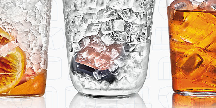 Icematic Commercial ice machines, Gourmet ice, Bright cube, Large Dice, Half Large Dice, Dice ice, Nugget ice