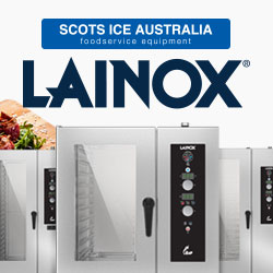 Lainox, Commercial Combi Convection Oven Steamers, Made In Italy