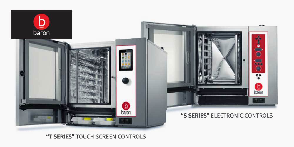Download our easy to use, quick quides on our range of Optimus combi ovens.