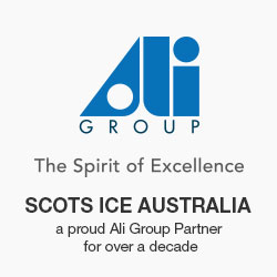 Scots Ice Ali Group Partners Over A Decade, Baron, Eloma, Polaris, Icematic, Dihr