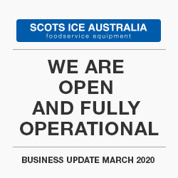 Scots Ice Australia Business Update March 2020, Business as usual, We are open