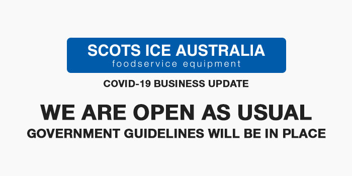 Scots Ice Australia Business Update June 2021, Business as usual, Social Distancing Measures In Place We are open