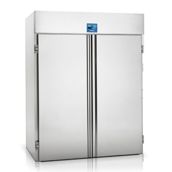 Polaris refrigerator upright two door roll in 2p tn