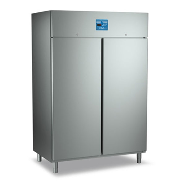 Polaris freezer upright two door bt140