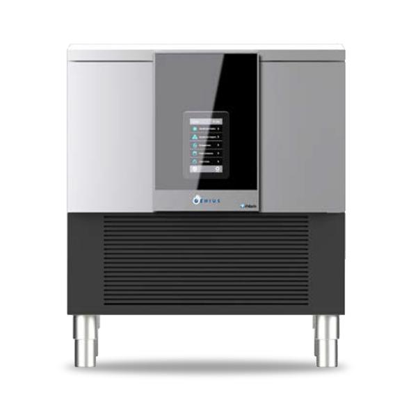 Polaris blast chiller freezer cook hold genius gp061ts
