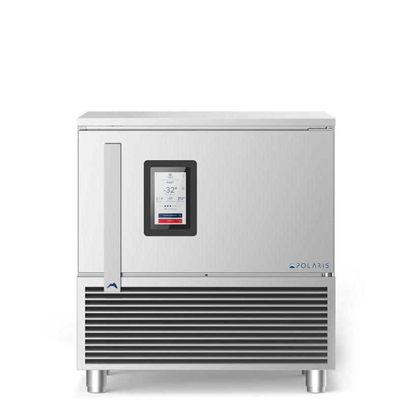 Polaris polaris 5x1 1gn blast chiller freezer touch control 20kg chilling 14kg freezing k051