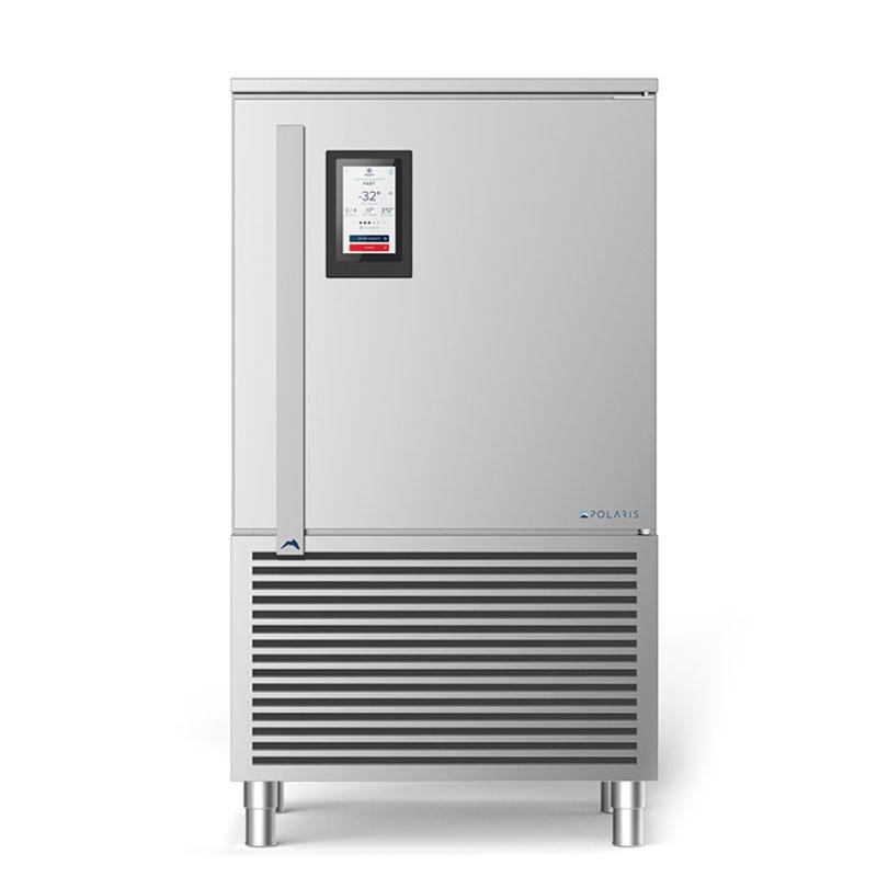 Polaris polaris 8x1 1gn blast chiller freezer touch control 30kg chilling 22kg freezing k081