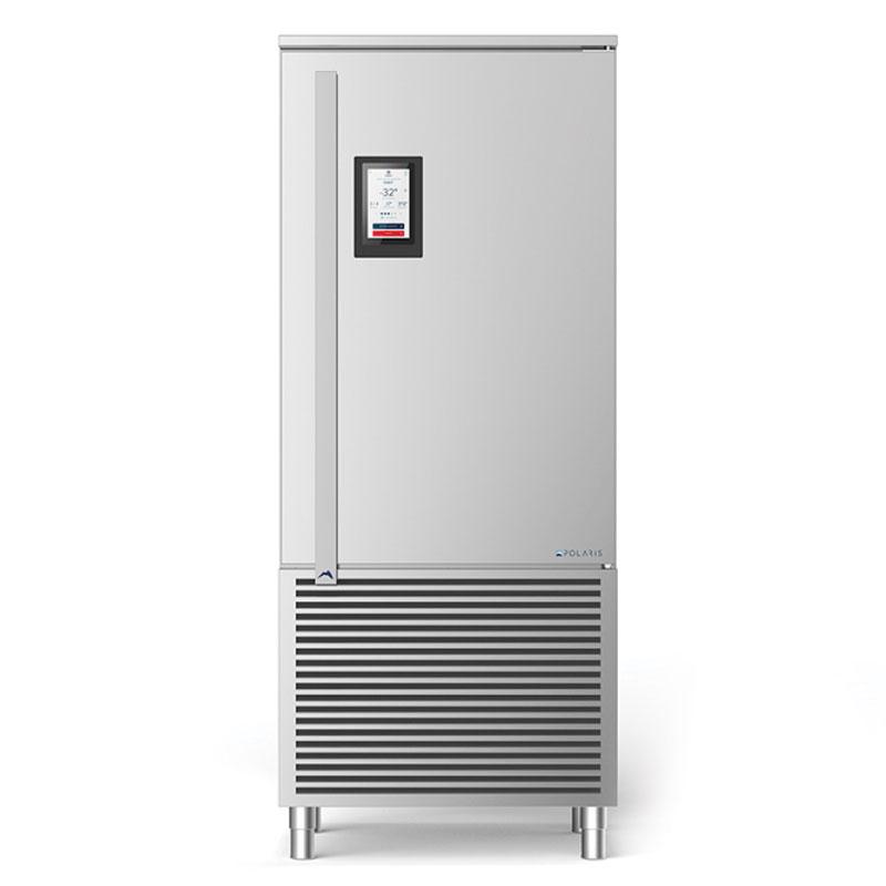 Polaris polaris 16x1 1gn blast chiller freezer touch control 64kg chilling 42kg freezing k161