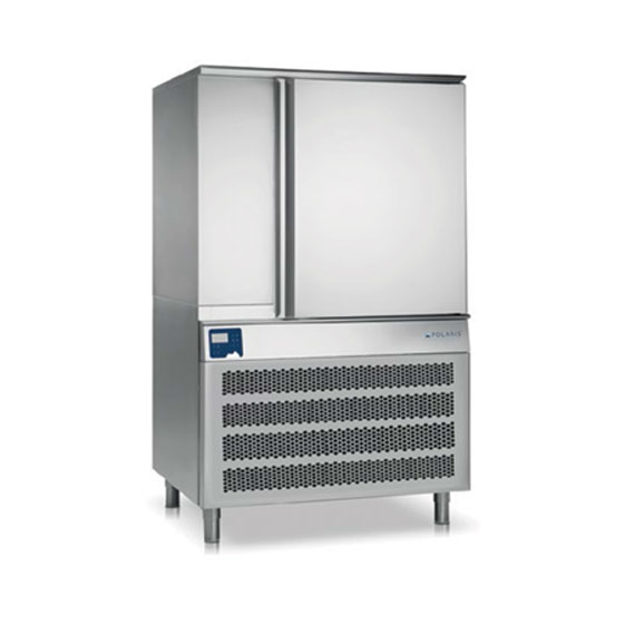 Polaris blast chiller freezer self contained pbf122df