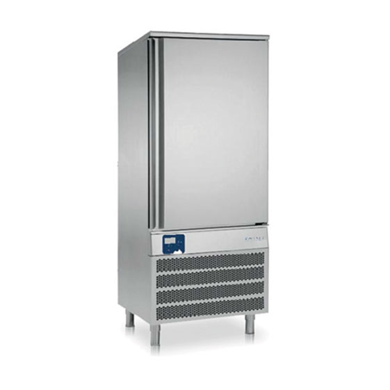 Polaris blast chiller freezer self contained pbf161df
