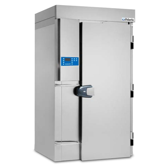 Polaris blast chiller freezer remote condenser pbf201asp