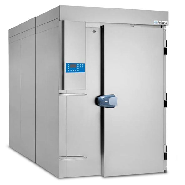 Polaris blast chiller freezer cold room remote condenser pbf402asp