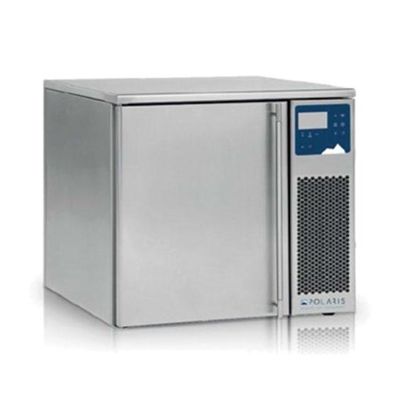 Polaris polaris 3x1 1gn blast chiller freezer 8kg chilling 5kg freezing pcf031 afg