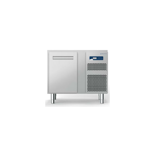 Polaris polaris 93l one door refrigerated table self contained freezer s18 01 bt 710