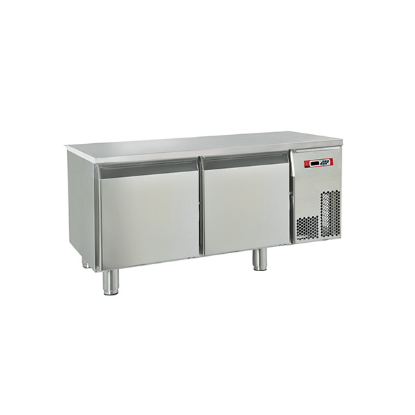 baron refrigerated base 2 doors br12 sp01