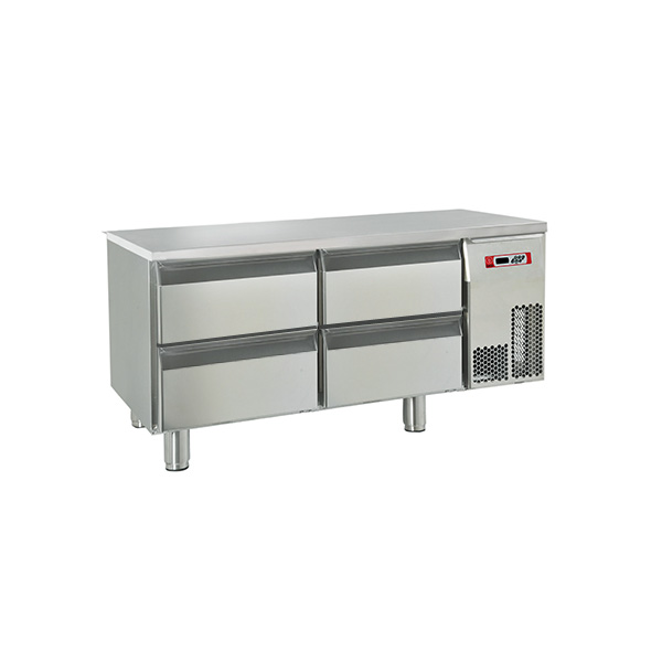 baron refrigerated base 4 drawers br12 sp03
