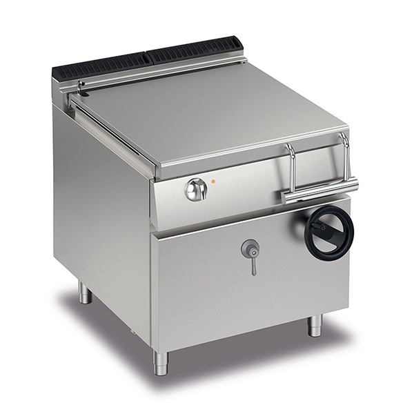 baron 60l electric bratt pan manual tilting q70br e80