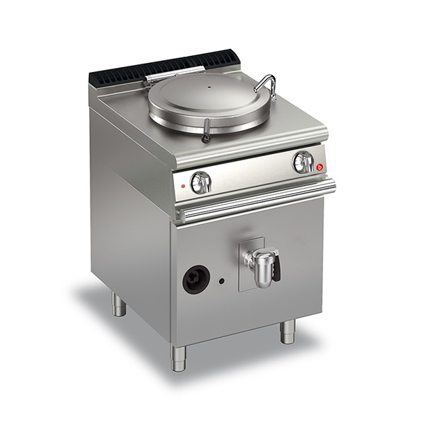 baron 50l direct heating gas boiling pan q70np g650