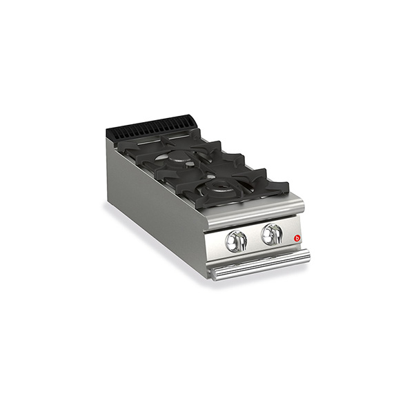 baron 2 burner gas cook top q70pc g4005